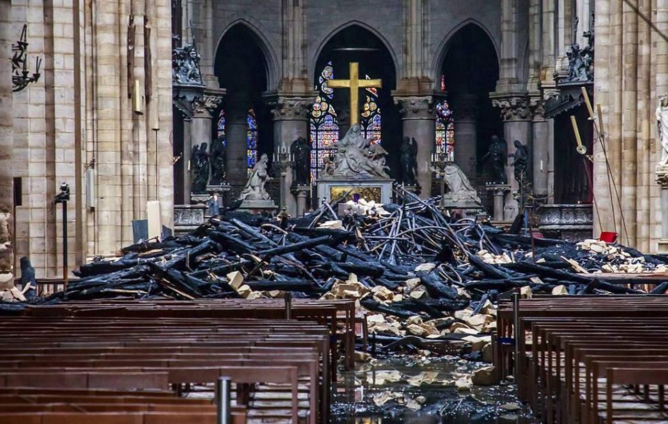 Փարիզի աստվածամոր տաճարի վերականգնման համար արդեն հավաքվել է մեկ միլիարդ եվրո