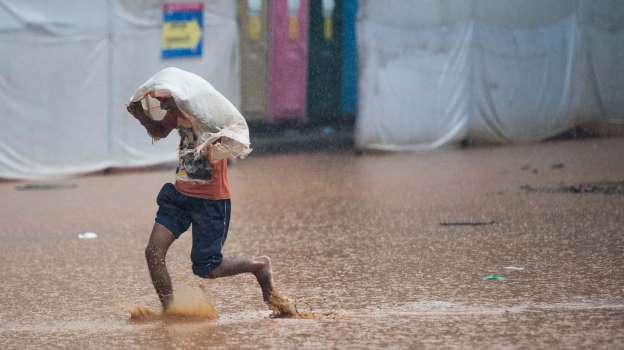 Հնդկաստանում և Պակիստանում ջրհեղեղի հետևանքով զոհվել է 72 մարդ