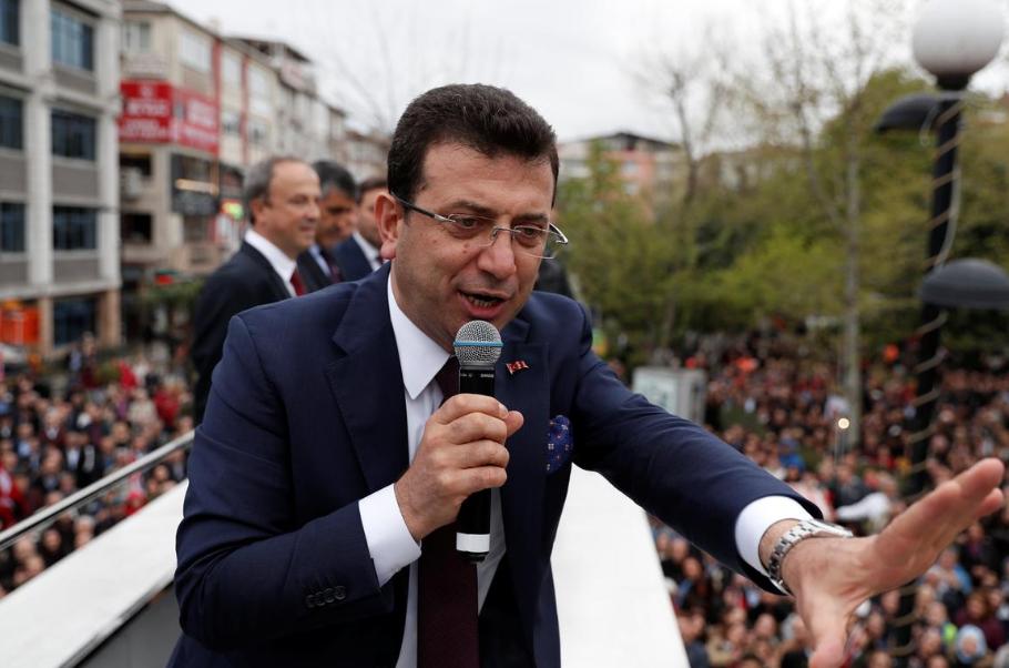 თურქეთის უმაღლესმა საარჩევნო საბჭომ სტამბოლის ახალ მერად ოპოზიციონერი ეკრემ იმამოღლუ აღიარა