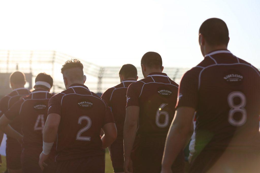 Georgia's U18 rugby teamdefeatedRussia