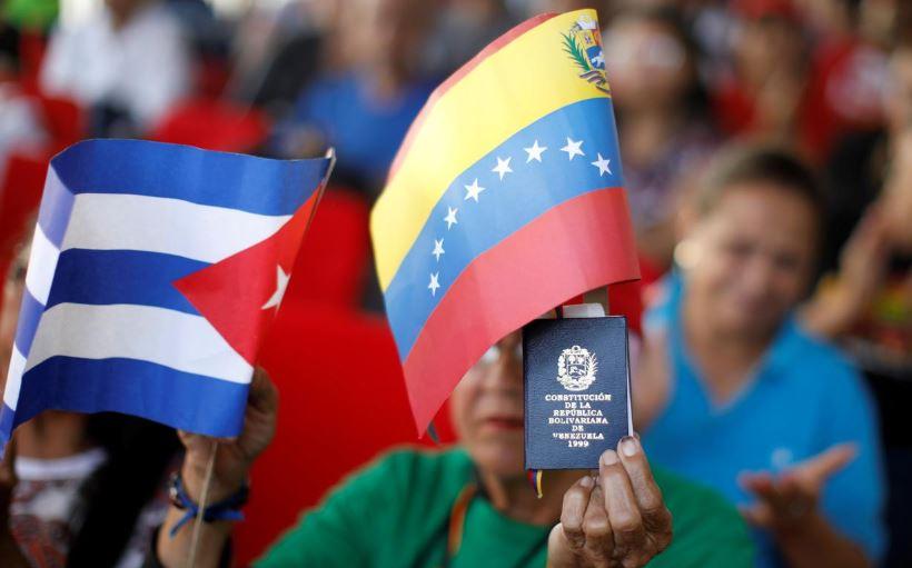 აშშ-მა კუბას, ნიკარაგუასა და ვენესუელას წინააღმდეგ ახალი სანქციები დააწესა