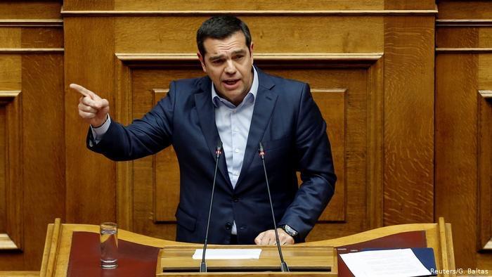 Греческий парламент требует от Германии репараций