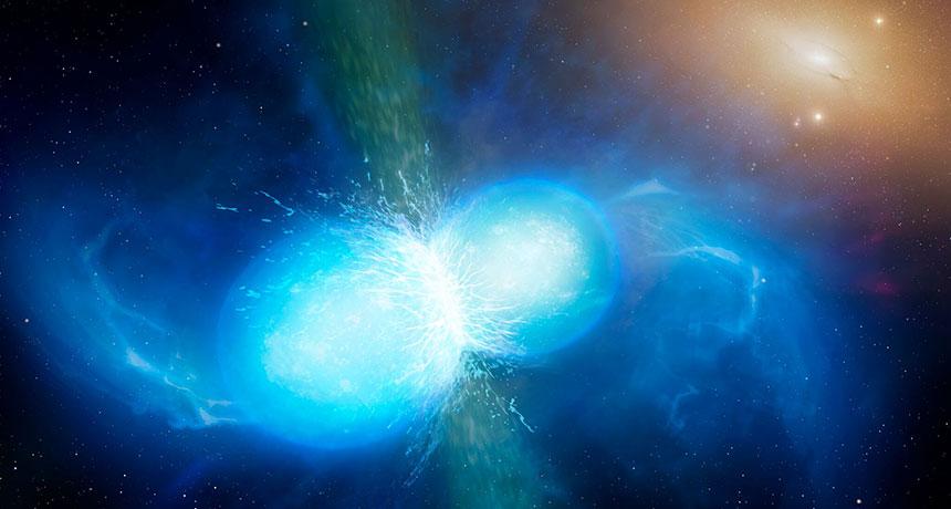 დაფიქსირებულია ნეიტრონულ ვარსკვლავთა კიდევ ერთი შეჯახება - მეორედ ისტორიაში