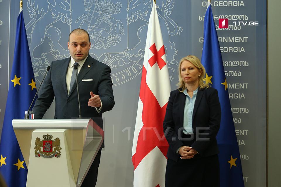 Мамука Бахтадзе - Натии Турнава придется выполнять амбициозные поручения