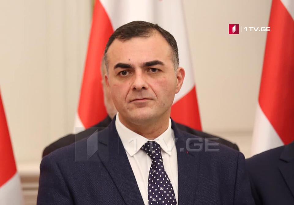 Лаша Жвания покидает администрацию президента Грузии