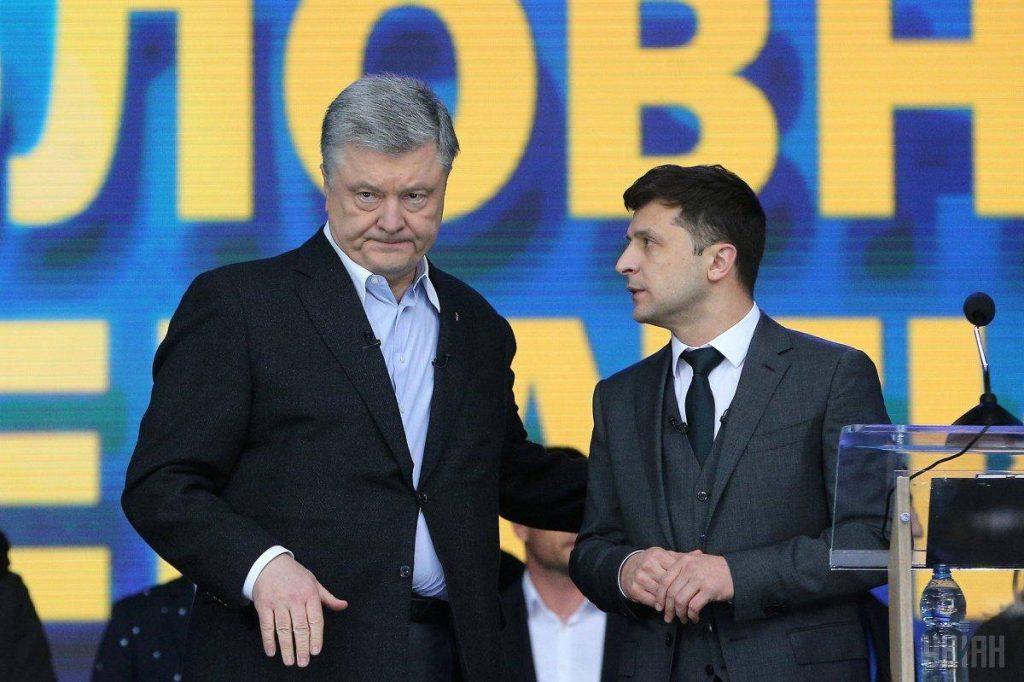 По словам Зеленского, он идет только на один президентский срок