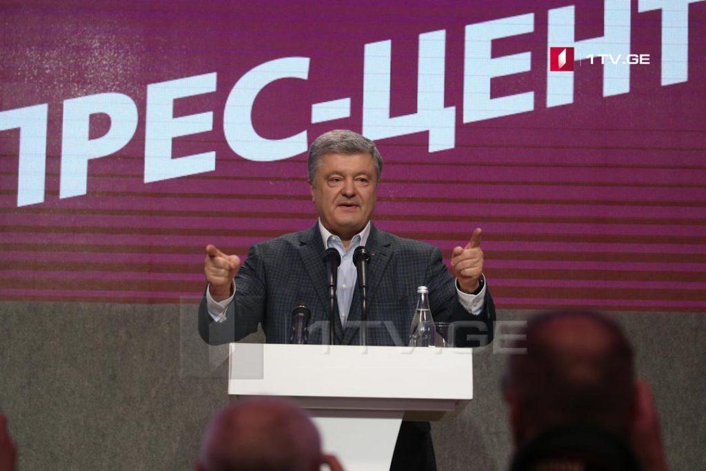 """Петр Порошенко - Господин Зеленский, скажите, что вы """"кот в мешке"""", на самом деле являетесь мешком, в котором черные коты"""