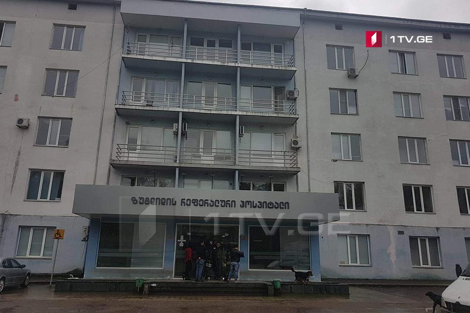 В зугдидскую больницу помещены 10 несовершеннолетних иностранных граждан с пищевой интоксикацией