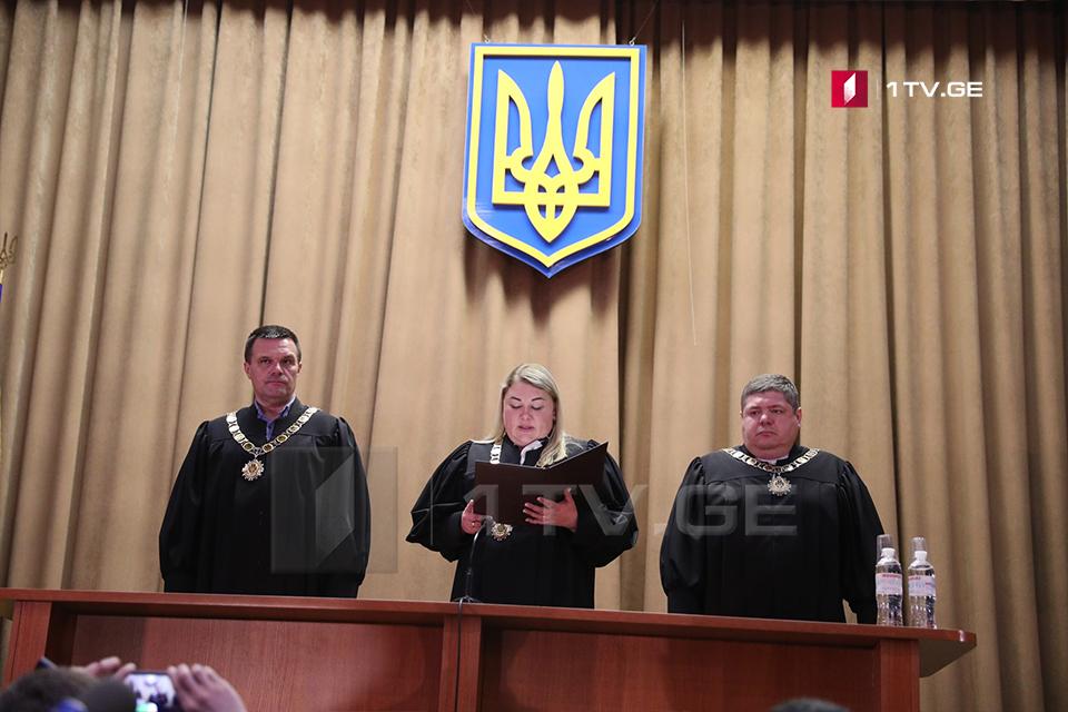 კიევის სააპელაციო სასამართლომ არ დააკმაყოფილა სარჩელი ვლადიმირ ზელენსკის კანდიდატურის არჩევნებიდან მოხსნის შესახებ