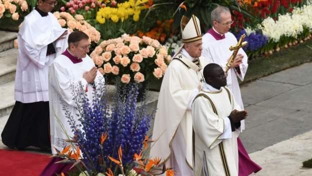 Папа Римский - Открой сердце слабым, бедным, безработным, мигрантам и тем, кто ищет крова и хлеба