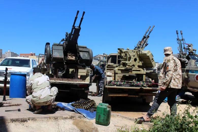 ლიბიაში სამხედრო კონფლიქტის შედეგად დაღუპულთა რიცხვი 254-მდე გაიზარდა