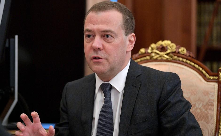 Дмитрий Медведев - После выборов есть шанс улучшить отношения с Украиной
