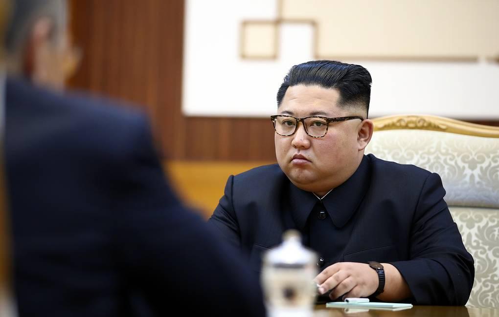 Ким Чен Ын Урыстәылa aҭaaрa шиҭахәу атәы Аҩaдaтәи Кореиa aҳәынҭқaррaтә aгентрa ишьaқәнaрҕәҕәоит