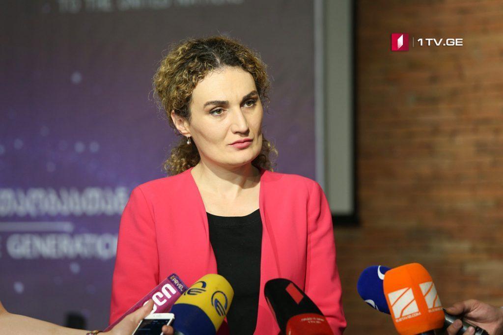 Кетеван Цихелашвили - В первую очередь, учения в оккупированной Абхазии - политика демонстрирования силы