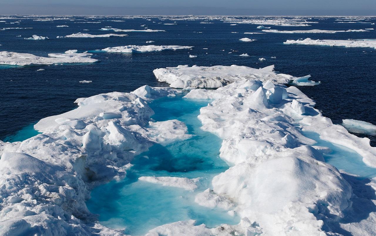 გრენლანდიაში ყინული 6-ჯერ უფრო სწრაფად დნება, ვიდრე 1980-იან წლებში - ახალი კვლევა