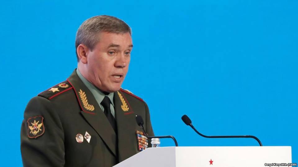 რუსეთის გენშტაბი - ნატო-ს სამხედროების რუსეთის საზღვრებთან განთავსების საპასუხოდ რუსეთი ორი სამხედრო ოლქის შემადგენლობას გაზრდის
