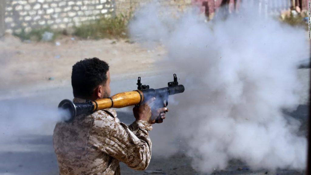 ლიბიაში საბრძოლო მოქმედებების გამო, საცხოვრებელი ადგილი 30 ათასზე მეტმა ადამიანმა დატოვა