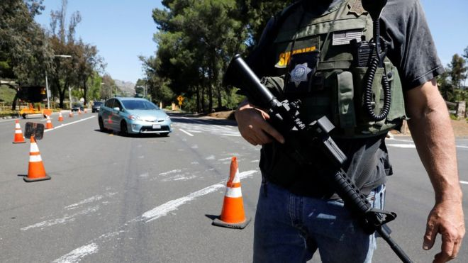 ԱՄՆ-ում, սինագոգում կրակոցների հետևանքով զոհվել է մեկ մարդ