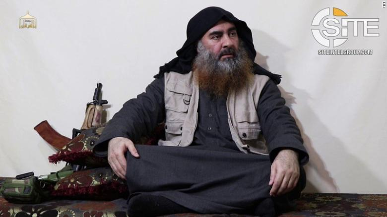 """""""ისლამურმა სახელმწიფომ"""" აბუ ბაქრ ალ-ბაღდადის ახალი ვიდეოკადრები გაავრცელა"""