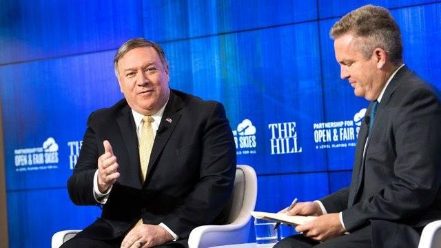 Майк Помпео считает, что Россия попытается вмешаться в выборы США и в ближайшие десятилетия