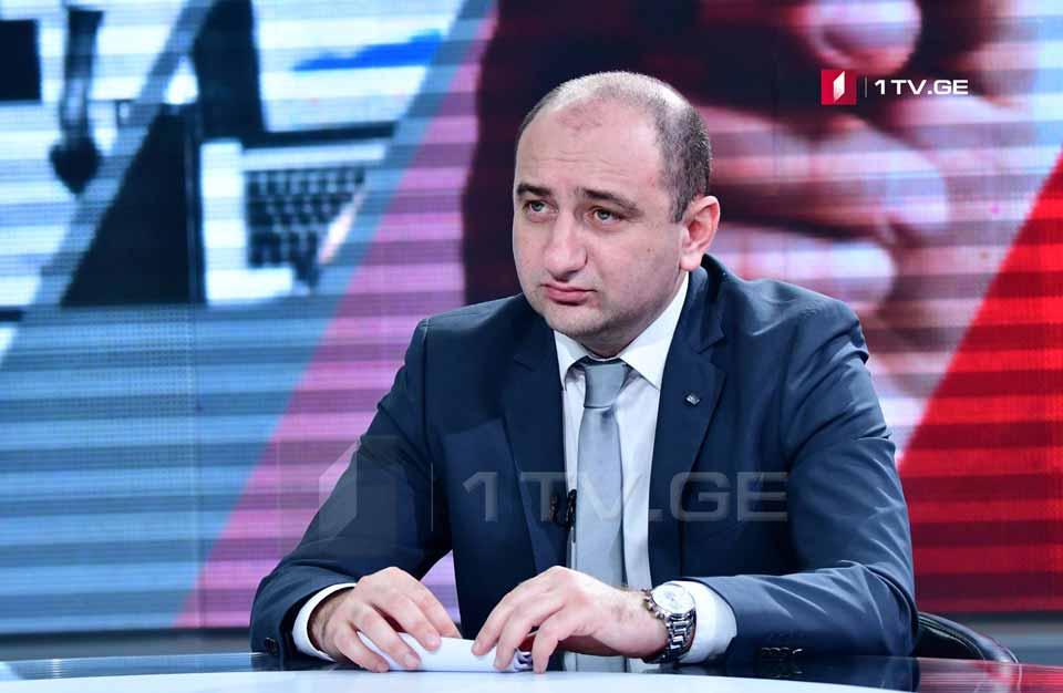 """ირაკლი ლექვინაძე - """"თიბისი ბანკის"""" გამართულად მუშაობა და სტაბილურად განვითარება კრიტიკულად მნიშვნელოვანია ქართული ეკონომიკისთვის"""