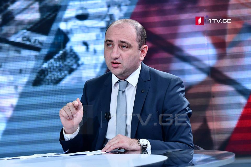 ირაკლი ლექვინაძე - საქართველოს ბიზნესომბუდსმენის აპარატი უცხოურ ბაზრებზე ქართული კომპანიების დაცვის ბერკეტებს აძლიერებს