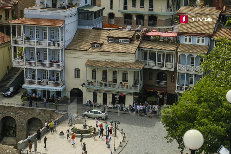 საქართველოში საერთაშორისო მოგზაურების ვიზიტების რაოდენობამ წელს 9.3 მილიონს გადააჭარბა