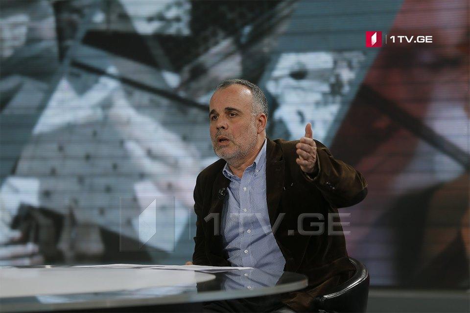 ირაკლი როსტომაშვილი - ქვეყნის მშპ-ის ნახევარს სამშენებლო სექტორი ქმნის