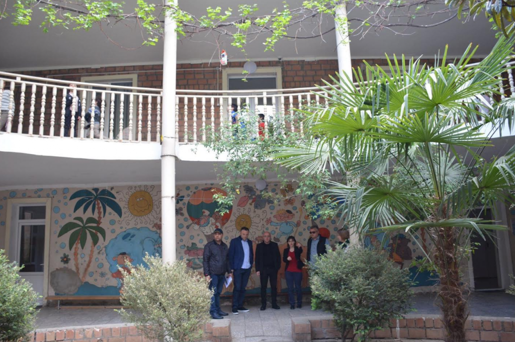 ზაფხულიდან თბილისის ცხრა საბავშვო ბაღის შენობების გამაგრების სამუშაოები დაიწყება