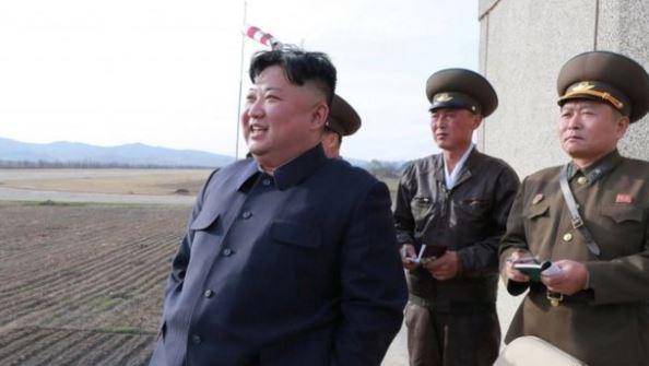 ჩრდილოეთ კორეაში ახალი რაკეტა გამოსცადეს