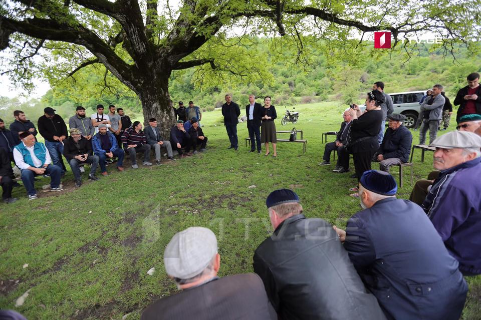 В Панкисском ущелье выражают готовность к диалогу с представителями силовых ведомств