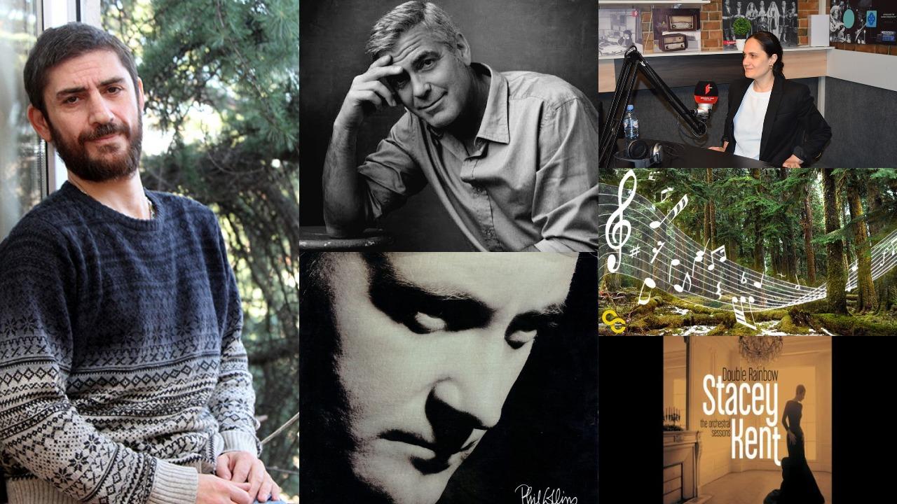 რადიო აკუსტიკა - ინტერვიუ გია ნიკოლაძესთან / ჯორჯ კლუნის საყვარელი სიმღერები