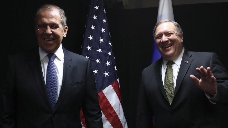 Сергей Лавров - Военное вторжение в Венесуэлу будет катастрофой