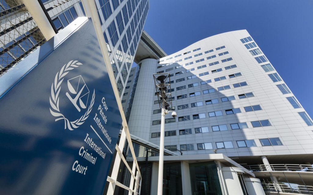 ჰააგის სისხლის სამართლის საერთაშორისო სასამართლოს დელეგაცია საქართველოში ვიზიტით იმყოფება