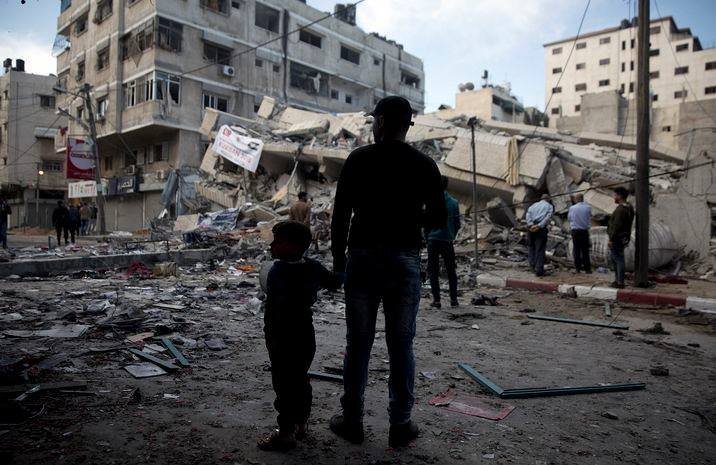 Катар планирует выделить 480 млн. долларов для палестинцев проживающих в секторе Газа и на Западном берегу реки Иордан
