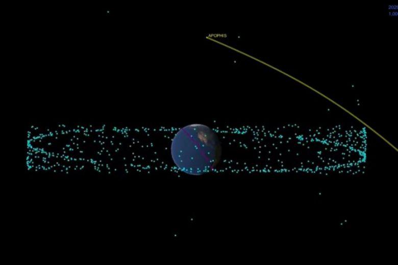 335-მეტრიანი ასტეროიდი ათი წლის შემდეგ დედამიწას წარმოუდგენლად ახლოს ჩაუვლის
