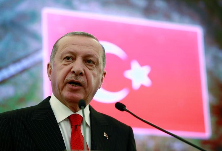 რეჯეფ თაიფ ერდოღანი - სტამბოლში არჩევნების შედეგების გაუქმება დემოკრატიას გააძლიერებს