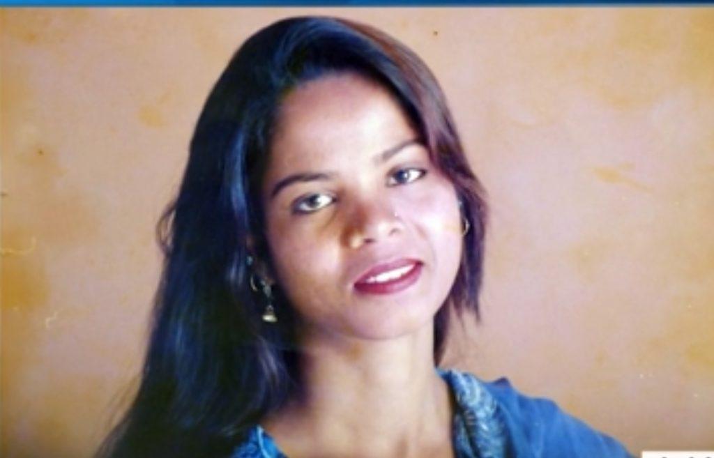 პაკისტანელი ქრისტიანი ასია ბიბი, რომელსაც სამშობლოში სასიკვდილო განაჩენი გაუუქმეს, კანადაში იმყოფება