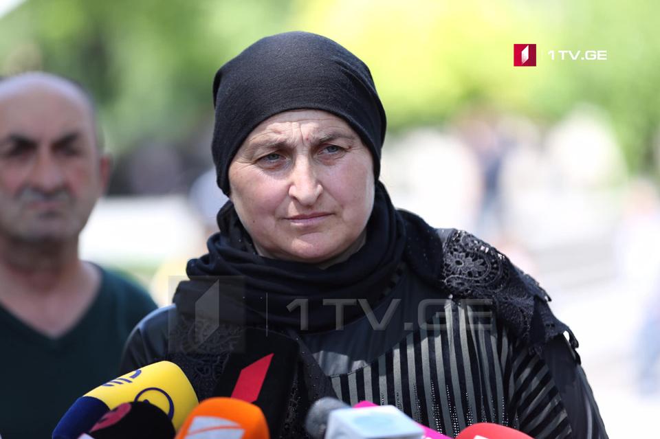 Медико Маргошвили - Если моего супруга задержат, я пожертвую жизнью, чтобы доказать невиновность Темирлана