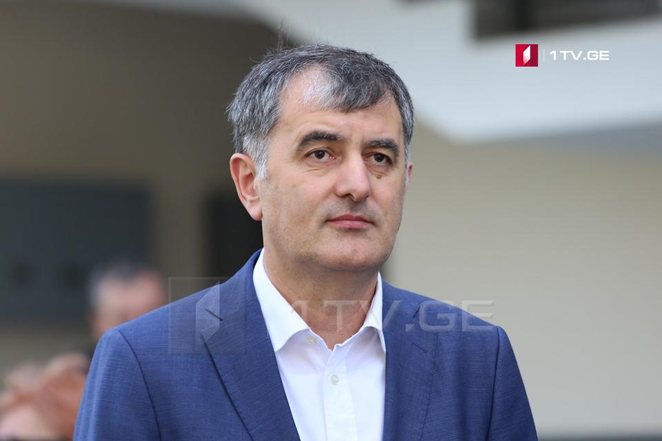 Созар Субари - Комиссия по делимитации государственной границы между Грузией и Азербайджаном доведет дело до конца