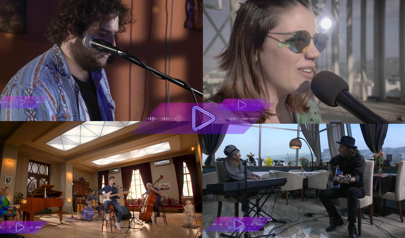 #აკუსტიკა თანამედროვე ქართული საავტორო მუსიკა