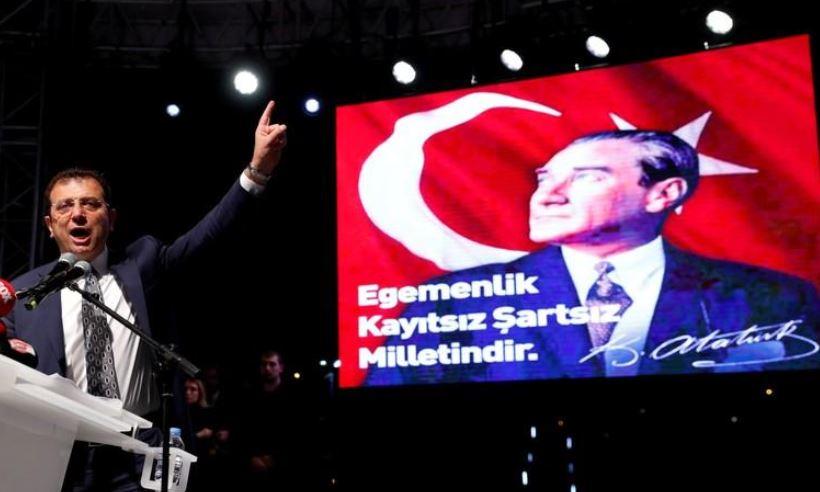 თურქეთის ოპოზიცია ერდოღანის მანდატის ანულირებას ითხოვს
