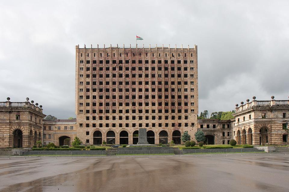 Заявление министерства обороны России вызвало недовольство в оккупированной Абхазии