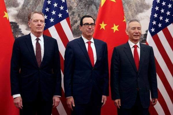 აშშ-ჩინეთის სავაჭრო ურთიერთობების დასარეგულირებლად ჩინეთის ვიცე-პრემიერი ვაშინგტონს ეწვია