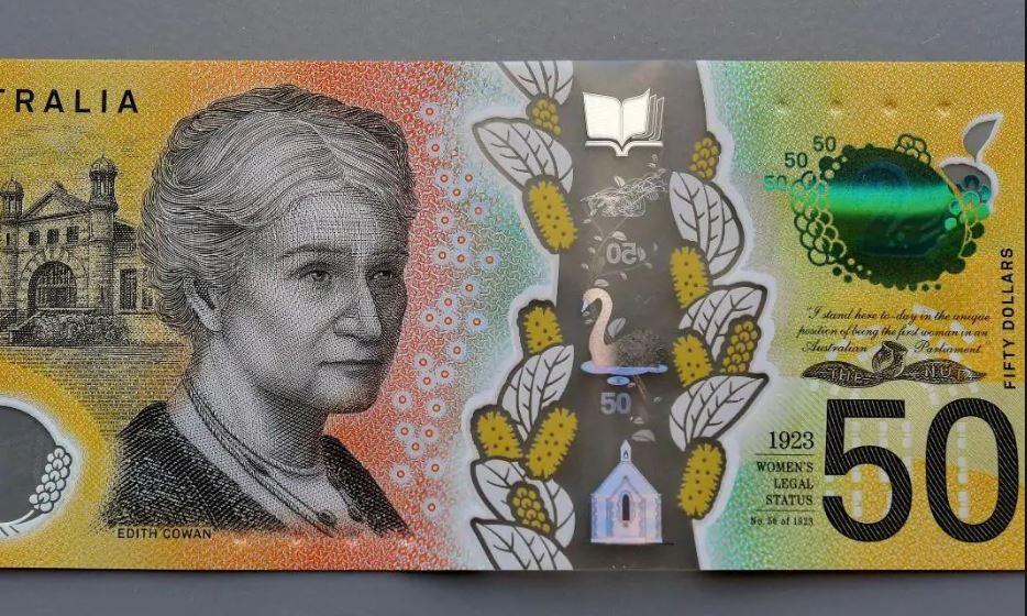 ავსტრალიას ბანკნოტზე ორთოგრაფიული შეცდომა გაეპარა, რაც 6 თვე ვერავინ შენიშნა