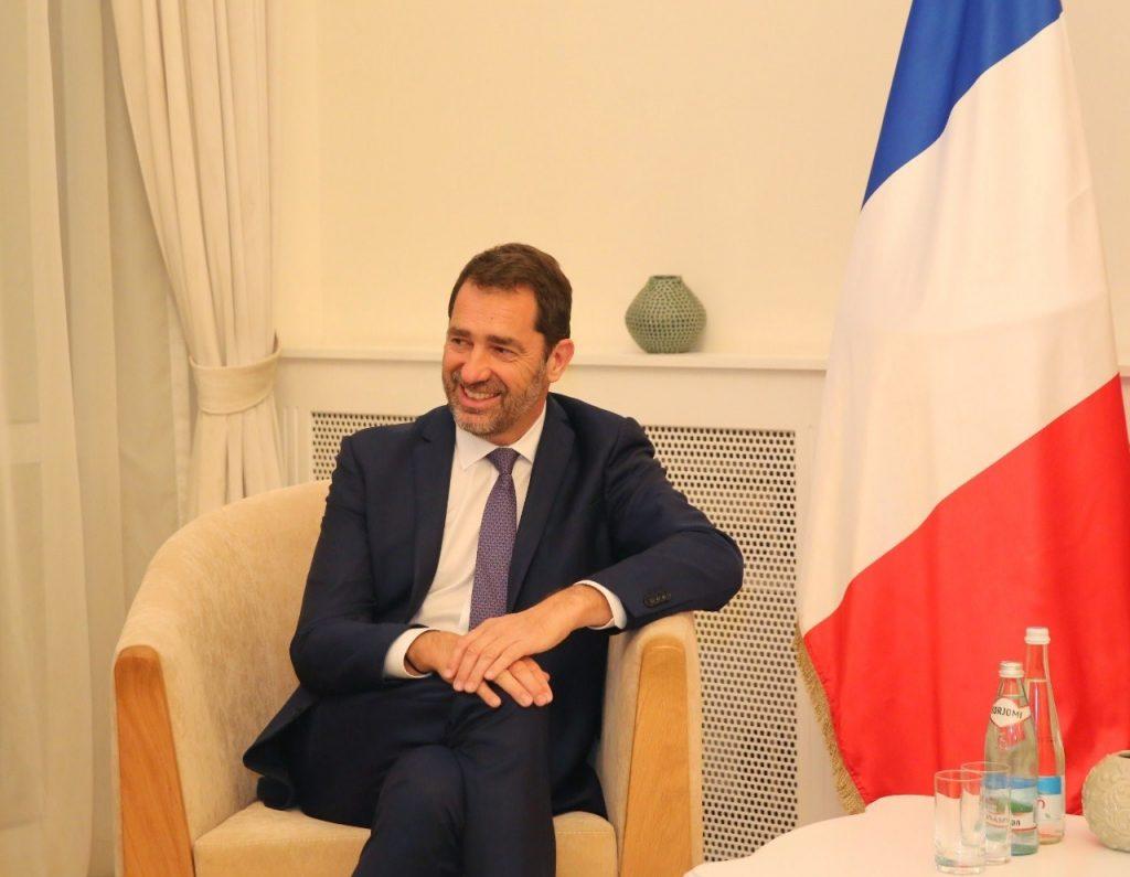 კრისტოფ კასტანერი - ზოგიერთი სამკურნალოდ ჩამოდის საფრანგეთში, თუმცა საქართველოშიც არსებობს საშუალება, მიიღონ შესაბამისი მკურნალობა