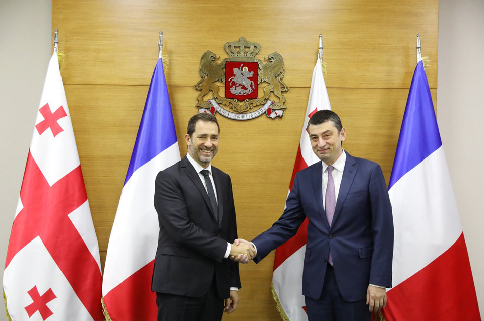 French side will inspect those who wish to travel to France in Georgian airports