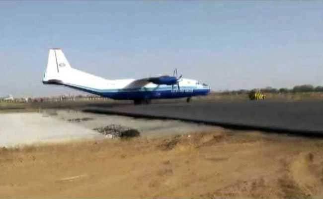 თბილისიდან დელიში მიმავალ უკრაინულ თვითმფრინავს ინდოეთის სამხედრო-საჰაერო ძალებმა დაშვება აიძულეს