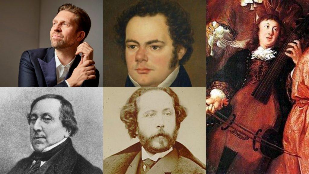კლასიკა ყველასთვის - ინტერმედია / ევროპის მაუწყებელთა კავშირის შემოთავაზება / სხვადასხვა სტილისა და ეპოქის კლასიკური მუსიკა