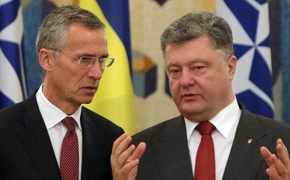 13 мая Йенс Столтенберг проведет встречу с еще действующим президентом Украины Петром Порошенко